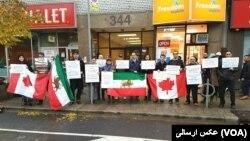 این فعالان سیاسی می گویند تحریم ایران باید به تحریم سپاه گسترش یابد