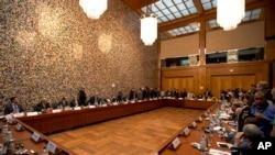 Perwakilan LIbya dan PBB berkumpul di Berlin (10/6).