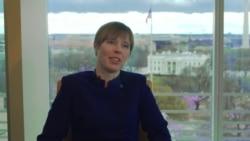Президент Эстонии: «Угроза не имеет отношения к географии»