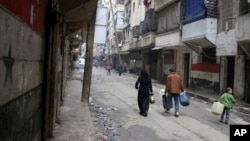 Alepo, Sirija
