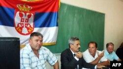 Predsednici četiri skupštine opština sa severa Kosova dogovorili su se danas da se zajednička sednica prekine zato što sednici ne prisustvuju odbornici iz Zubinog Potoka.