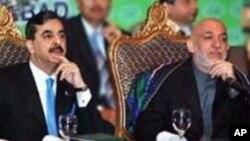 آغاز مذاکرات صلح میان پاکستان و افغانستان