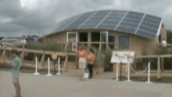 太阳能房屋十项全能竞赛