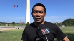Walikota Ridwan Kamil Cari Inspirasi di Washington D.C