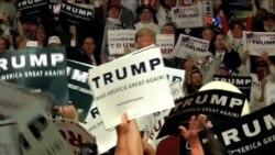Trump lidera, pero cada vez por menos