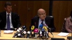 Blatter Defiant Following Suspension From Soccer