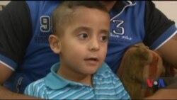 Біженці у США: Історія однієї родини, яка втекла від війни у Сирії. Відео