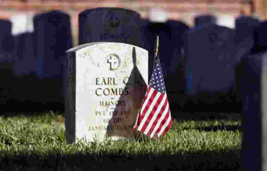 Estados Unidos le rinde honor a los soldados que han perdido sus vidas en cualquier guerra de las que ha participado EE.UU.