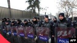 Türkiyə polisi tərəfindən 100-ə yaxın adam nəzarət altına alınıb