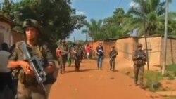 法國請求歐洲幫助中非共和國恢復安全