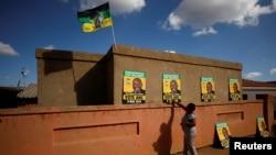 Wafuasi wa chama tawala Afrika kusini ANC