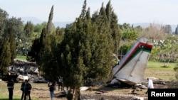 21일 리비아 군용 비행기가 튀니지에 추락해 탑승자 11명 전원이 숨졌다.