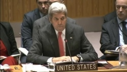 Kerry on Syria Cease-fire Pre-conditions