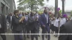 Ministre ya kala Willy Bakonga akangami na Brazzaville