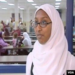 Jasmin Ullah, lider grupe Muslimansko društvo u području Dullesa, nedaleko od Washingtona