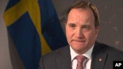 Perdana Menteri Swedia, Stefan Lofven (Foto: dok).