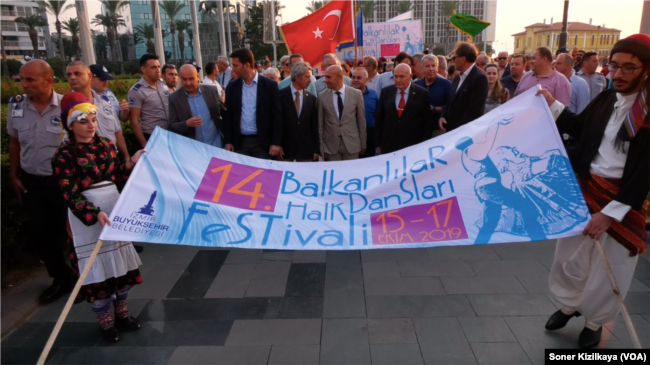 898B40CA 6AA4 4F96 8190 A89CF8148C1D w650 r0 s - Balkan Ülkeleri İzmir'de Buluştu