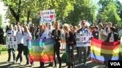 Prva parada LGBT zajednice u Crnoj Gori, 20. oktobar, 2013.