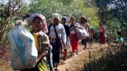 တုိက္ပဲြေတြအတြင္း အရပ္သားေတြ အကာအကြယ္ေပးဖုိ႔ HRW တုိက္တြန္း