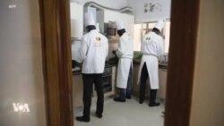 Des repas gratuits pour les agents de santé sénégalais