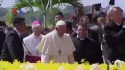 Papa Francisco no Equador