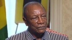 """Alpha Condé à ses détracteurs: """"Personne ne dicte à la Guinée ce qu'elle doit faire"""""""