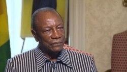 L'opposition appelle à la mobilisation contre un troisième mandat d'Alpha Condé