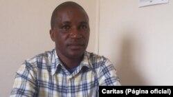 Eusébio Amarante, director da Cáritas Angola