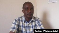 Eusébio Amarante, director da Caritas de Angola