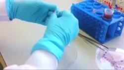 3D çap olunan insan dərisi