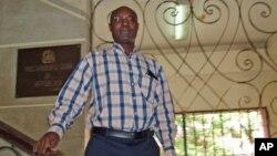 Rafael Marques, jornalista e activista cívico angolano (Arquivo)