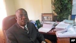 Director de Educação do Namibe, Pacheco Francisco