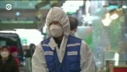 Коронавирус продолжает быстро распространяться за пределами Китая