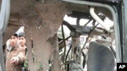 افغانستان: خودکش حملے میں پولیس سربراہ محفوظ