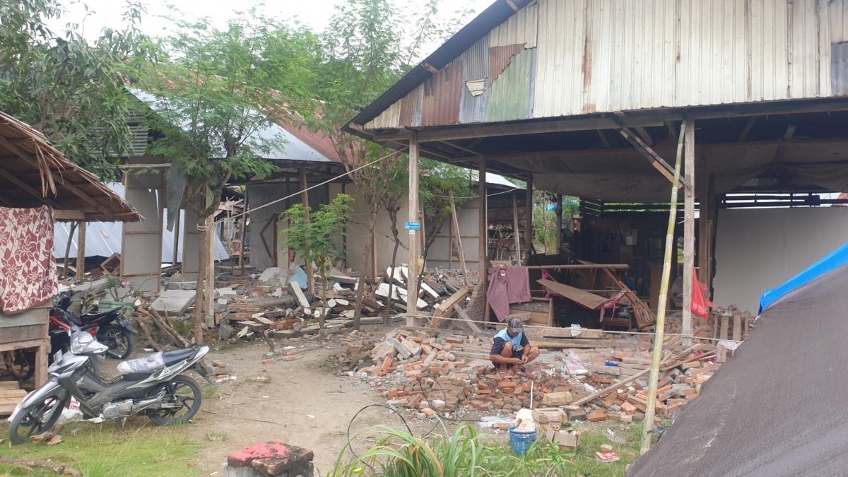 Mitigasi Bencana di Sulbar Dengan Rumah Tahan Gempa Berbasis Kearifan Lokal