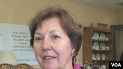Para Sandra Jackson el trabajo como voluntaria siempre ha formado para de su vida.