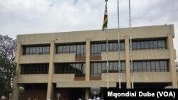 Isigodlo sommeli weZimbabwe eBotswana