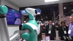 伴侣型机器人很快将成家庭新成员?