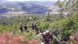 نیروهای امنیتی سوریه ۱۲ نفر را در نزديکی مرز با ترکيه کشتند