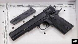 Пистолет - игрушка