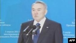 Qazaxıstan Konstitutsiyanın 16-cı ildönümünü qeyd edir
