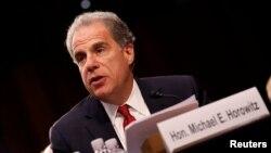 Inspektur Jenderal Departemen Kehakiman AS, Michael Horowitz, dijadwalkan akan memberikan kesaksian di hadapan Komisi Kehakiman Senat AS, Rabu (11/12). (Foto: dok).