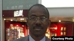 Anastácio Finda, político, jurista Angola