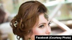 Blogger Amerika di Pakistan Cynthia Dawn Ritchie. (Foto: Courtesy/Facebook)