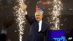 အစၥေရး ၀န္ႀကီးခ်ဳပ္ Benjamin Netanyahu (ဧၿပီ၊ ၁၀၊ ၂၀၁၉)