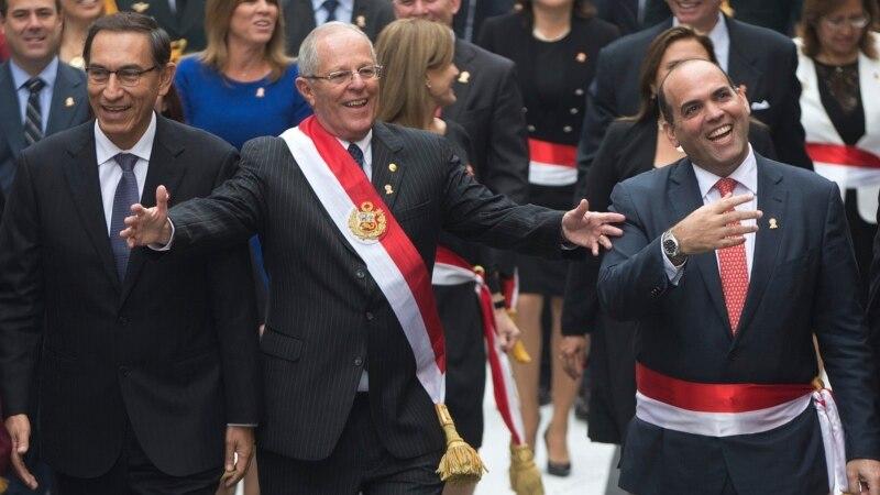 Peru Lawmakers Start Impeachment Proceedings Against President | VOA