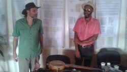Cedric Watson em Cabo Verde