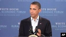 Ο Πρόεδρος Ομπάμα πιέζει το Κογκρέσο να εργαστεί για την δημιουργία νέων εργασιών