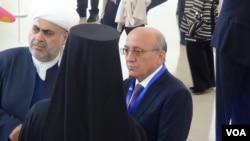 Allahşükür Paşazadə və Mübariz Qurbanlı