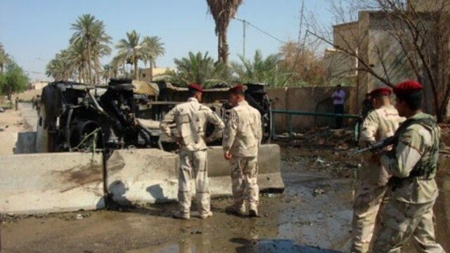 انفجار بمب در بغداد يک کشته برجای گذاشت